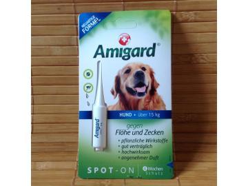 Amigard Spot on für Hunde über 15 kg