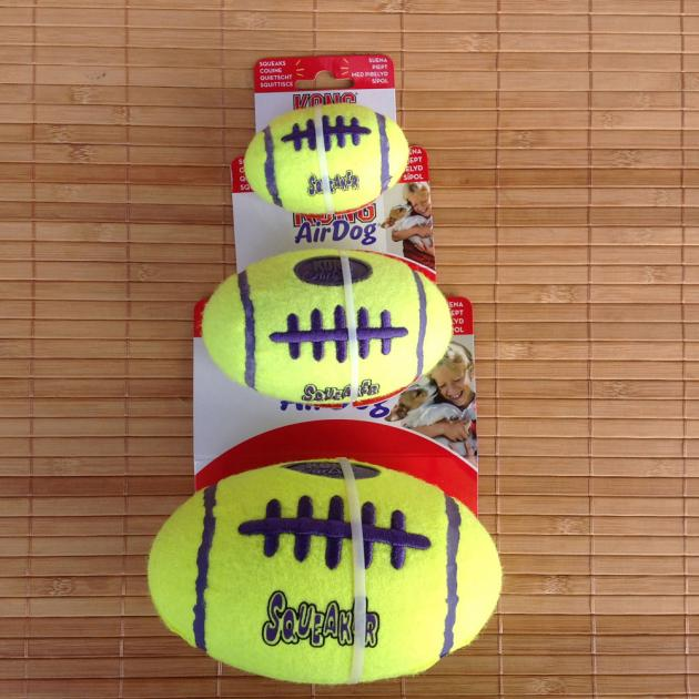 Ab € 7,45 KONG Air Squeaker Football