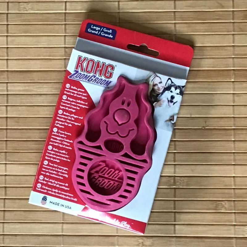 KONG ZoomGroom