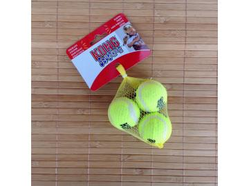KONG Air Squeaker Tennis Ball Gr. S